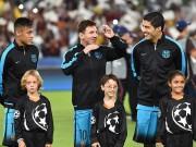 Bóng đá - Hé lộ Barca: Messi, Neymar, Suarez kết thân ra sao