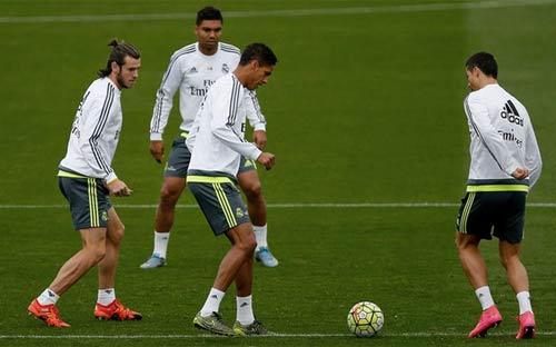 """Bale, Ronaldo """"làm lành"""", nội bộ Real vẫn loạn - 1"""
