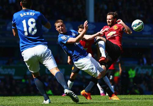 Everton – MU: Hiểm họa rình rập, coi chừng bầm dập - 1