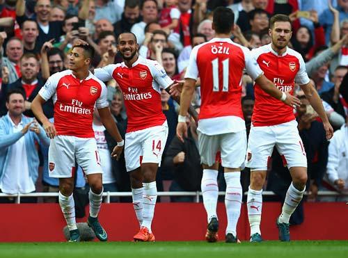 Watford – Arsenal: Pháo đến công thành - 1