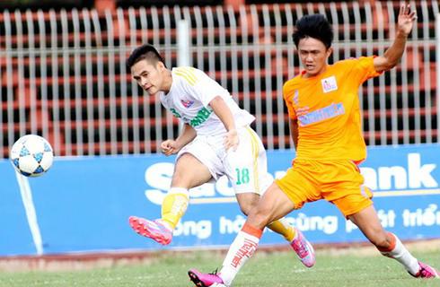 """""""Săn"""" tài năng trẻ tại VCK giải U21 Clear Men Cup - 1"""