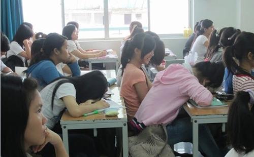 Vào đại học để xả hơi: Giảng viên khiếp sợ sinh viên lười - 1