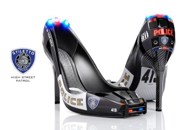 """Những đôi giày cao gót """"bá đạo"""" nhất thế giới - 11"""