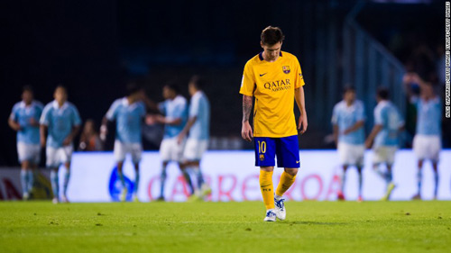 """Barca - Rayo: Căn bệnh mãn tính """"Messidependencia"""" - 1"""