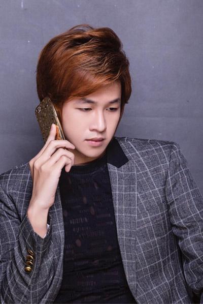 Nhà thiết kế trẻ Eric Nguyễn diện suit đẹp như trai Hàn - 1