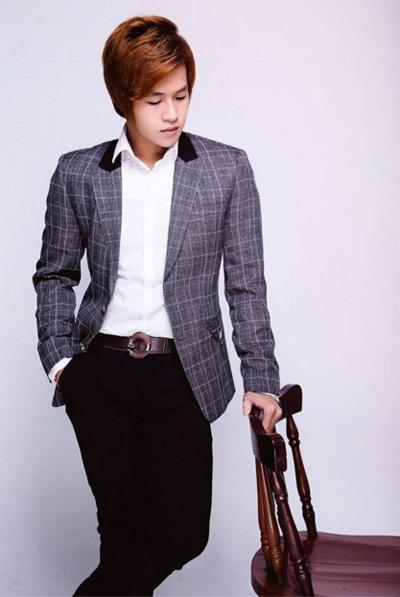 Nhà thiết kế trẻ Eric Nguyễn diện suit đẹp như trai Hàn - 3