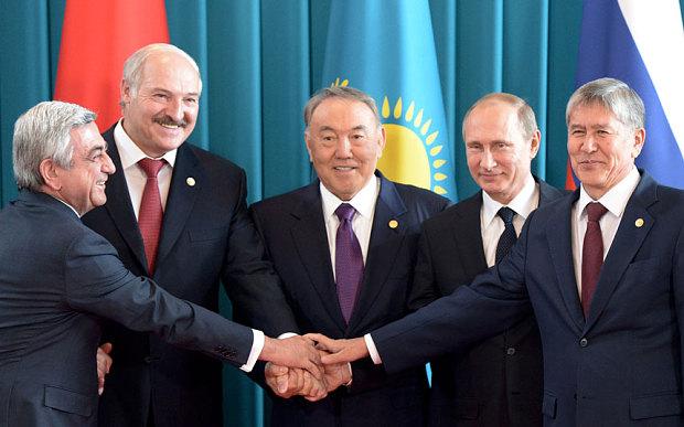 Tổng thống Putin đề xuất lập liên minh quân sự Trung Á - 2