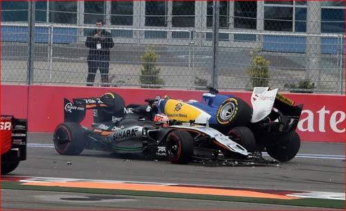 Chấm điểm Russian GP: Nỗi buồn của Alonso (P2) - 1