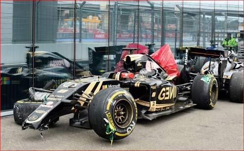 Chấm điểm Russian GP: Nỗi buồn của Alonso (P2) - 2