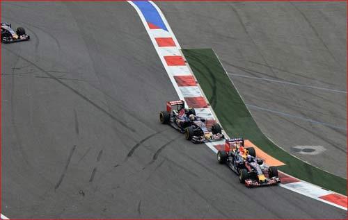 Chấm điểm Russian GP: Nỗi buồn của Alonso (P2) - 3