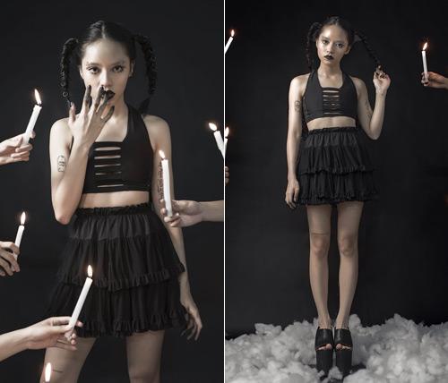 """Nữ du học sinh Việt và gu thời trang """"chẳng giống ai"""" - 2"""