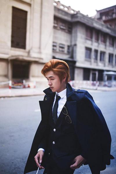Nhà thiết kế trẻ Eric Nguyễn diện suit đẹp như trai Hàn - 2