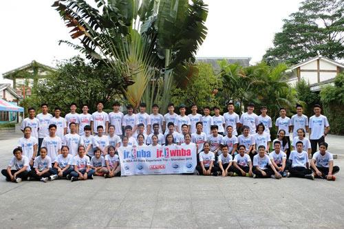 14 học sinh Việt gặp gỡ huyền thoại bóng rổ thế giới - 2