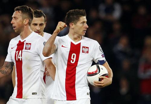 Sốc với đội hình tiêu biểu vòng loại Euro 2016 - 6