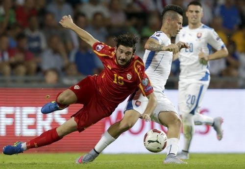 Sốc với đội hình tiêu biểu vòng loại Euro 2016 - 1