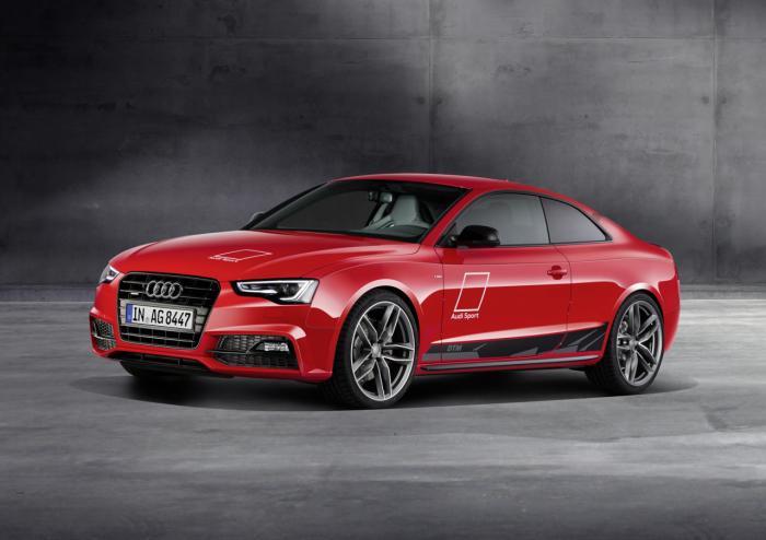 """Audi A5 DTM bản đặc biệt giá """"ngất ngưởng"""" - 1"""