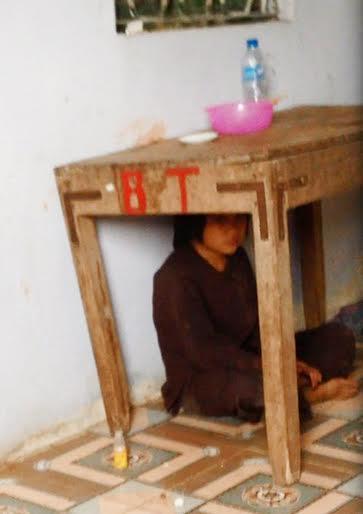 CA Hưng Yên thông tin vụ bé gái bị nhốt trong chùa - 1