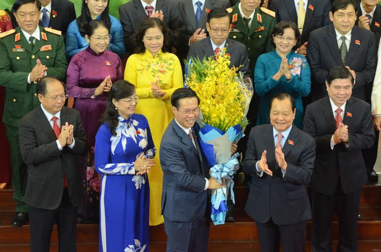 Bí thư Thành ủy TP.HCM sẽ do Bộ Chính trị quyết định - 1