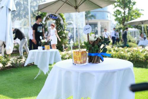 Bảo Anh mong chờ dạo bước tại vườn hồng lớn nhất Sài Gòn - 9