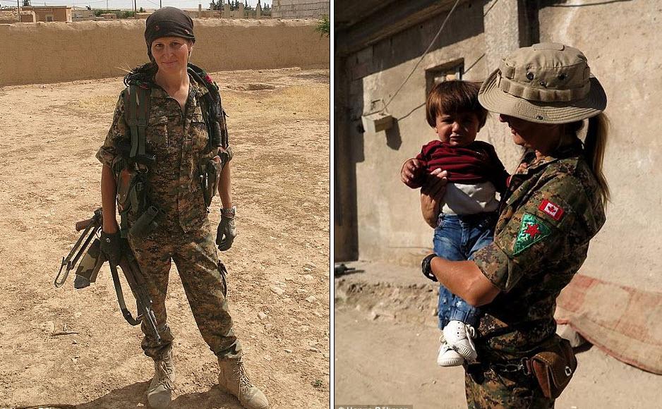 Ảnh: Cuộc sống của trẻ em giữa vùng chiến sự hoang tàn Syria - 4