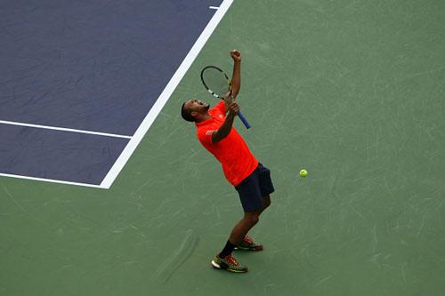 Nadal - Tsonga: Sức bền chiến thắng (BK Shanghai Masters) - 1