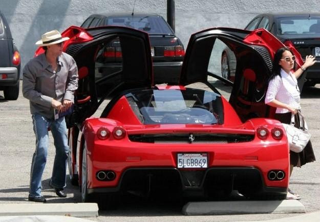 Những siêu xe đắt đỏ nhất của sao Âu Mỹ - 6