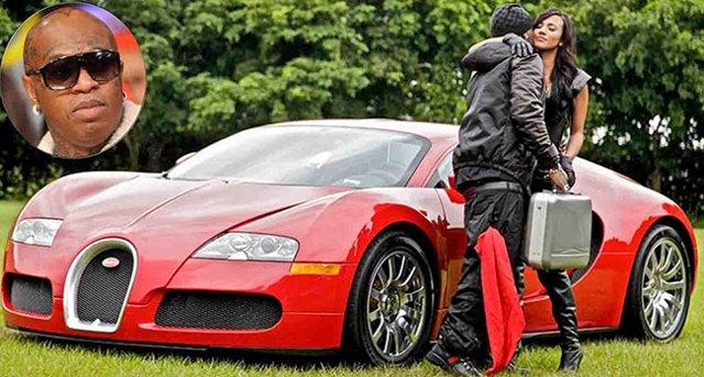 Những siêu xe đắt đỏ nhất của sao Âu Mỹ - 10