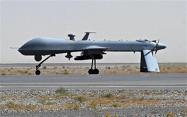 Bí mật động trời về chương trình máy bay không người lái của Mỹ - 1