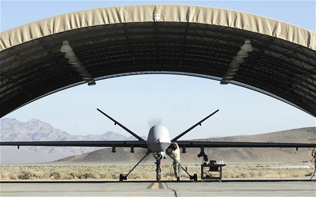 Bí mật động trời về chương trình máy bay không người lái của Mỹ - 2