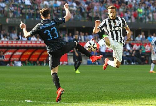 Inter – Juventus: Thời thế xoay vần - 1