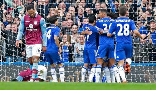 Chelsea – Aston Villa: Đòn trừng phạt - 1