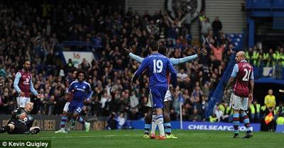 "Chi tiết Chelsea – Aston Villa: ""Gà son"" Costa (KT) - 6"