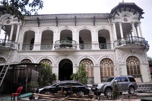Ngắm biệt thự cổ giá gần 35 triệu USD giữa Sài Gòn - 3