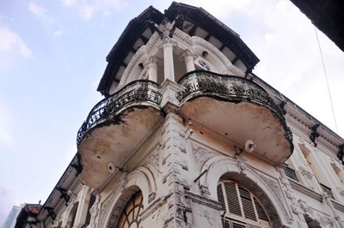 Ngắm biệt thự cổ giá gần 35 triệu USD giữa Sài Gòn - 7