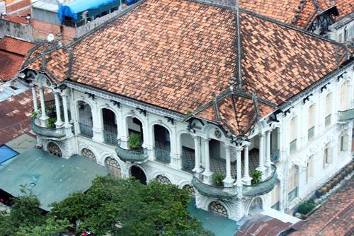 Ngắm biệt thự cổ giá gần 35 triệu USD giữa Sài Gòn - 8