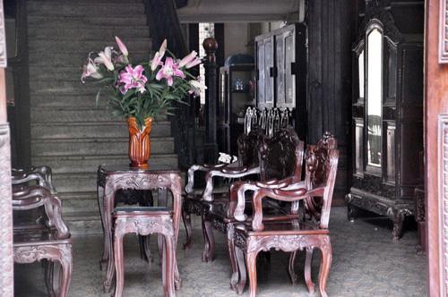 Ngắm biệt thự cổ giá gần 35 triệu USD giữa Sài Gòn - 11