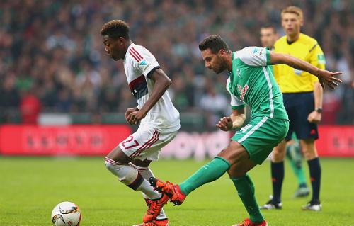 """Bremen - Bayern: """"Gà son"""" lập công - 1"""