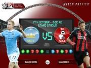 Bóng đá - Man City – Bournemouth: Học cách sống thiếu Aguero