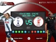"""Bóng đá - Tottenham - Liverpool: Klopp cần """"chiếc đũa thần"""""""