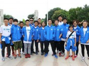 Tin tức thể thao - 14 học sinh Việt gặp gỡ huyền thoại bóng rổ thế giới