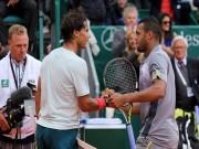 Thể thao - Chi tiết Nadal – Tsonga: Bay người cứu bóng đẳng cấp