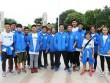 14 học sinh Việt gặp gỡ huyền thoại bóng rổ thế giới