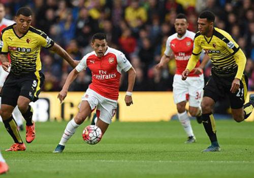 Watford - Arsenal: Sụp đổ trong 5 phút - 1