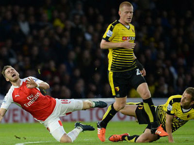 Chi tiết Watford - Arsenal: Tắt ngấm hy vọng (KT) - 6
