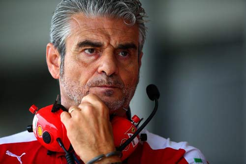 "F1 2016: Ferrari sẽ bẻ gãy ""mũi tên bạc"" Mercedes - 1"