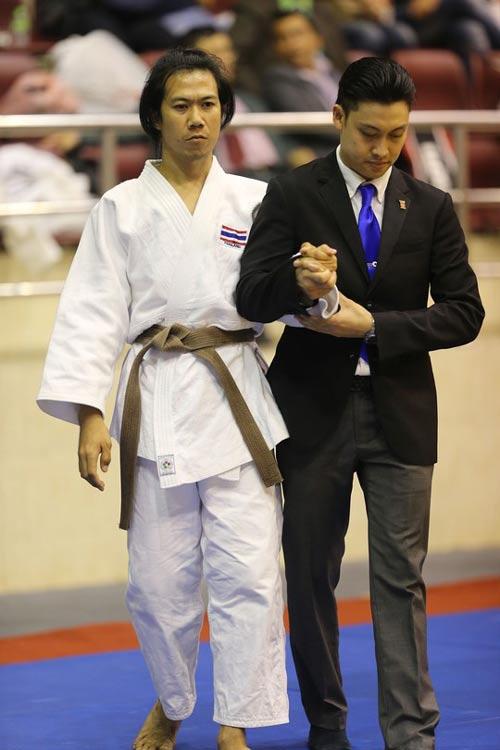 Cảm động với những võ sĩ khiếm thị tại Giải Judo quốc tế Việt Nam 2015 - 5