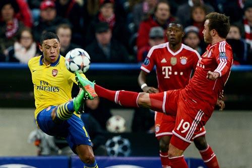 Arsenal bay cao: Sợ gì Bayern Munich - 2