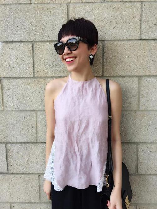 Váy áo nhăn nhúm khiến sao Việt bớt đẹp - 5