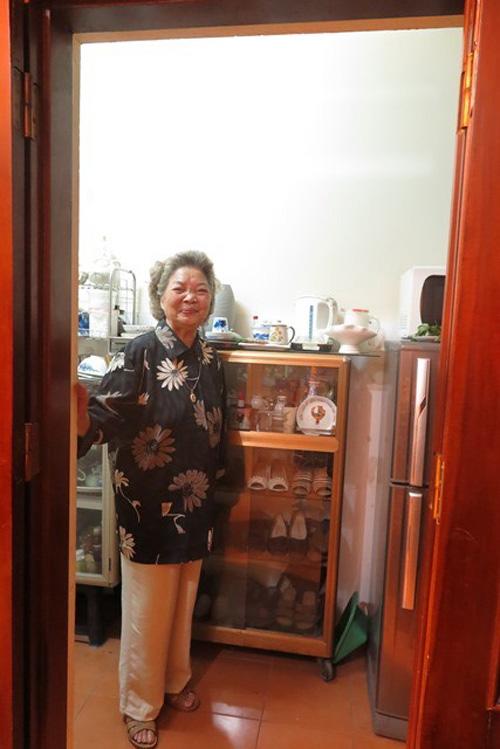 Cuộc sống giản dị của NSƯT Lê Mai trong căn nhà nhỏ - 13