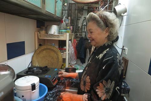 Cuộc sống giản dị của NSƯT Lê Mai trong căn nhà nhỏ - 14